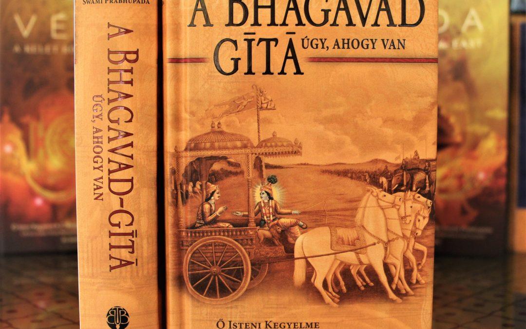 Bhagavad-gítá, úgy ahogy van