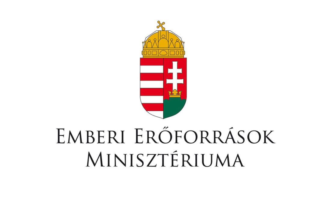 Megvalósult templomi fejlesztés az Emberi Erőforrások Minisztériuma támogatásával